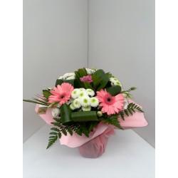 Bouquet du fleuriste bulle...